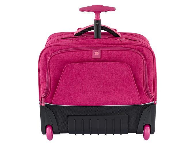 """Delsey WPS aktovka """"Pink"""" 339565119 růžová"""