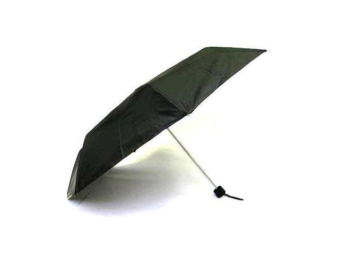 Deštník manuální černý