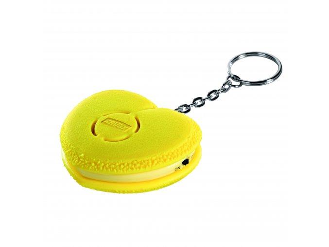 Xavax alarm Srdce 176513, žlutý