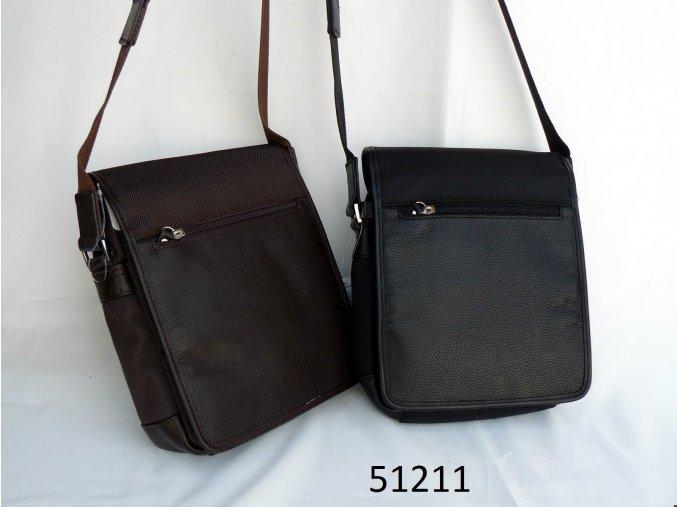 Crossbody taška 51211 černá