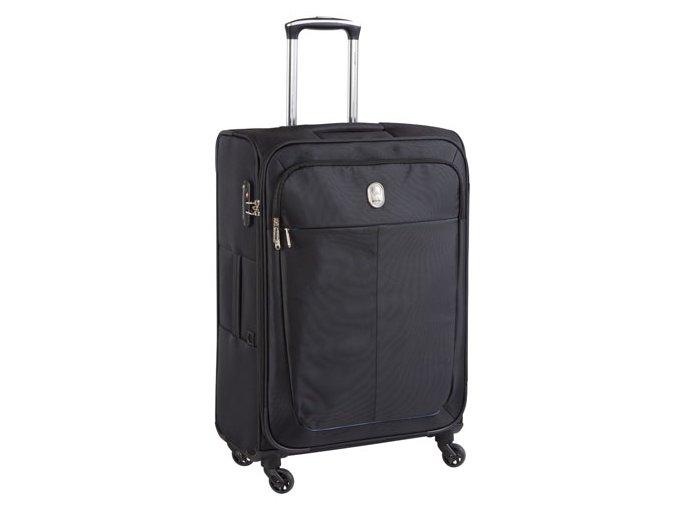 Delsey Caleo kufr troll. 78cm 4kol černý