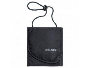 Delsey dokladovka 394031000 černá