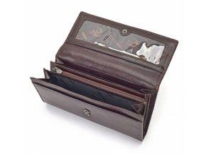 Cosset Komodo dámská kožená peněženka psaníčko