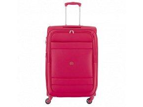 Delsey Indiscrete kufr 69 cm 303581004 červený
