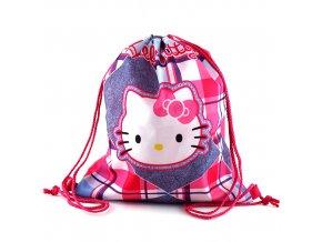 Sportovní vak Hello Kitty