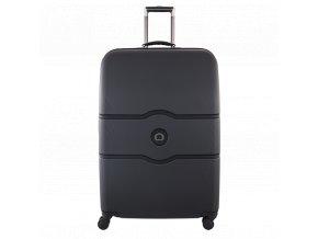 Delsey Chatelet Hard+ kufr 82 cm černá