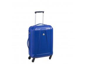 Delsey Keira SLIM kufr 55 cm 344880312 modrý
