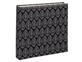 Hama album klasické LA FLEUR 30x30 cm, 100 stran, černá