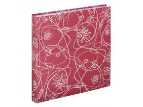 Hama album klasické DECORI II 30x30 cm, 100 stran, flamingo