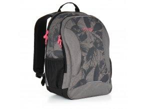 Topgal studentský batoh - HIT 892 C - Grey