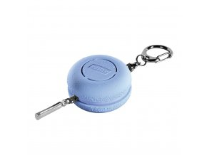 Xavax osobní alarm Makronka s kroužkem na klíče, modrý