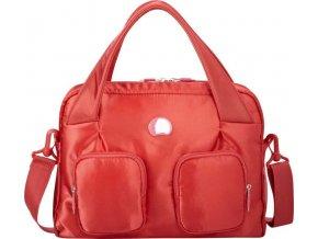 00237235119 delsey messenger bag reporter bag pink original imaepfyxhqrj9nbf