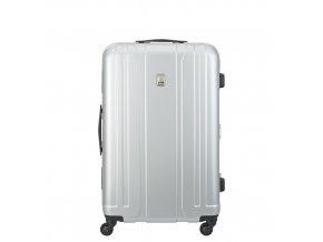 Delsey Visa Aerobis kufr 75 cm 381082011 stříbrný
