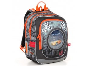 Skolni batoh Topgal s obrazky aut ENDY 18018 1