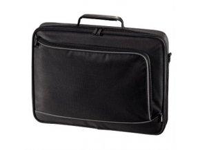 """Hama notebook brašna """"Sportsline Bordeaux"""", 44 cm (17.3 """"), černá"""