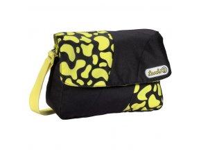 Dětská taška černá/žlutá, Lurchi by Salamander