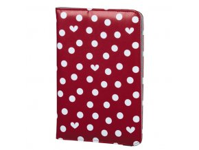 "ELLE Hearts & Dots obal na tablet do 17,8 cm (7""), s funkcí stojanu"