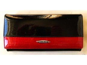 Dámská kožená peněženka psaníčko