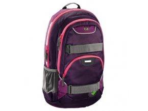 Školní batoh Coocazoo Rayday, Purple Magentic