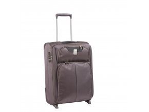 Kabinový kufr 55cm 2kol Delsey Expert chestnut