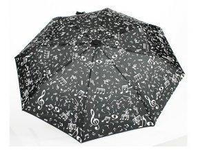 """Manuální skládací deštník """"NOTY"""""""
