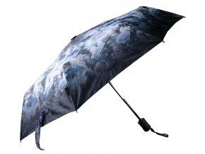 """Deštník automatický """"květy"""""""