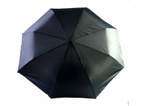 Deštník automatický jednobarevný černý