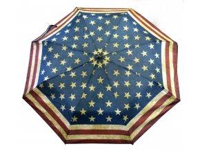 Deštník automatický USA vlajka