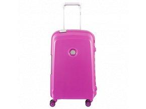 Kabinový kufr trolley 55 cm 4 dvojitá kol. Delsey Belfort Plus