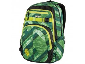 NITRO CHASE wicked green 35l