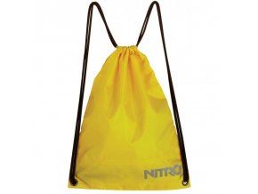 NITRO vak SPORTS SACK lime
