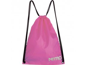 NITRO vak SPORTS SACK pink