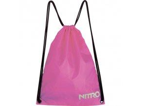 NITRO SPORTS SACK pink