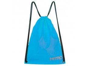 NITRO vak SPORTS SACK acid blue