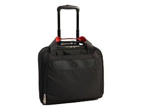 """Jednokomorový palubní kufr s PC ochranou 15,6"""" Delsey PARVIS"""