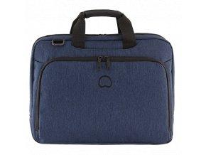 "Dvoukomorová business taška na PC 15,6"" Delsey ESPLANADE"