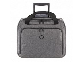 Delsey Esplanade kufr 394244901 šedý