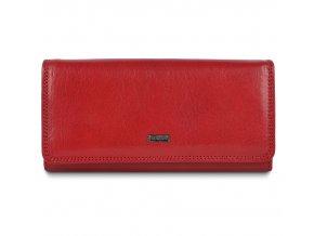 Dámská kožená peněženka psaníčko Cosset Flamengo