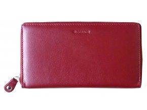 Dámská kožená peněženka penálek HJP  dámská peněženka