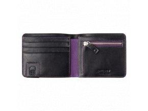 Delsey Aurore peněženka kožená