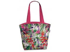 Plážová taška Fabrizio květiny