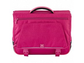 Delsey školní taška dvoukomorová 42 cm