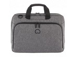 """Delsey Esplanade jednokomorová business taška na PC 15,6"""""""