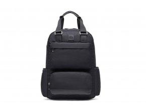 "Delsey Légere batoh 15,6"" 370760000 černý"