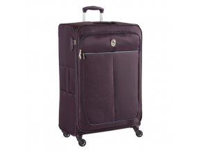 Delsey Caleo kufr troll. 68cm 4kol tm.fialový