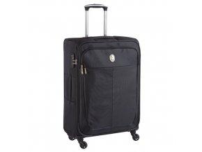 Cestovní kufr troll. 78cm 4kol Delsey Caleo černý