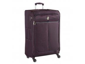 Cestovní kufr troll. 78cm 4kol Delsey Caleo fialový