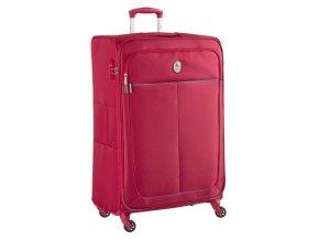 Cestovní kufr troll. 78cm 4kol Delsey Caleo červený