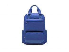 """Delsey Légere batoh 15,6"""" 370760022 modrý"""