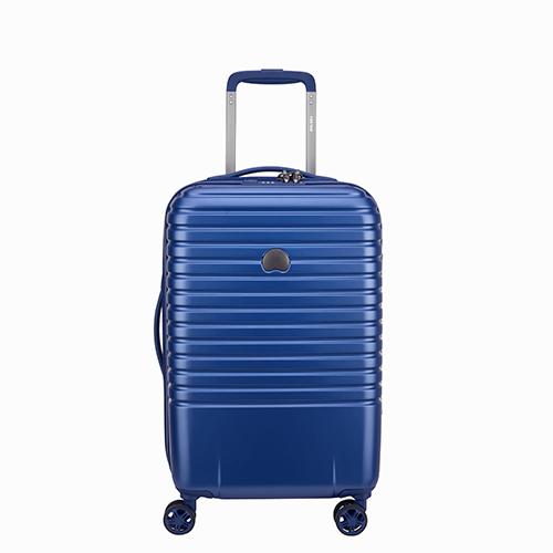 Kabinový kufr 55 cm 4 dvojitá kol. Delsey Caumartin plus